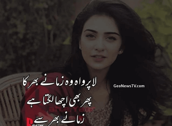 Poetry in Urdu on Love- Amazing Poetry-Urdu Shayari on Love