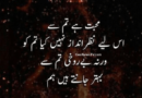 Amazing Poetry- New Poetry in Urdu- Short Poetry in Urdu