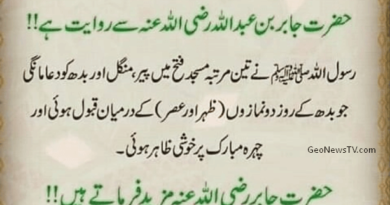 Islamic Hadees in Urdu-Hadees-e-Nabvi in Urdu-Amazing Hadees
