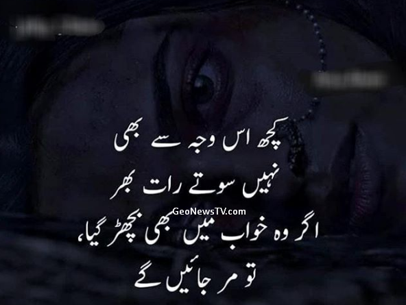 Amazing Poetry- Poetry Sad-Sad Love Poetry in Urdu