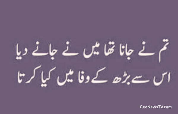 Urdu shayari on love-Latest Poetry-Love poetry images-Amazing Poetry