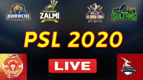 PTV Sports Live Streaming- Peshawar Zalmi Vs Quetta Gladiators Live