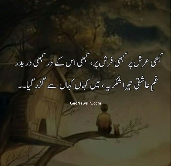 Sad Urdu Poetry-Urdu Poetry Sad-Sad Poetry in Urdu 2 lines