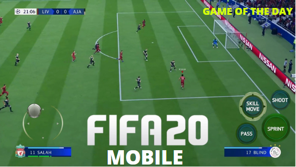 FIFA 20 Mobile-FIFA 20 Android-FIFA 20 New Game