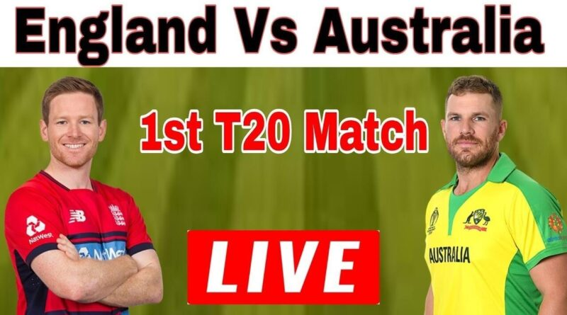 TEN Sports Live-PTV Sports Match Live-ENG vs AUS Live Score