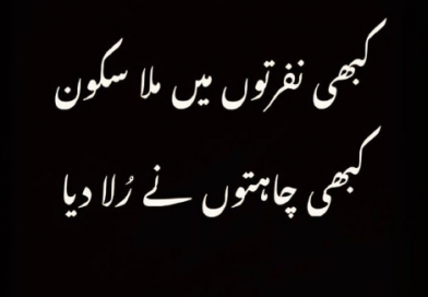 Full sad poetry-Sad shayari in urdu-Sad poetry